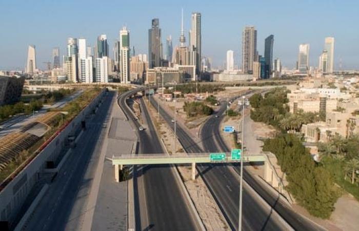 خفض تصنيف الكويت الائتماني مع نظرة سلبية من وكالة S&P