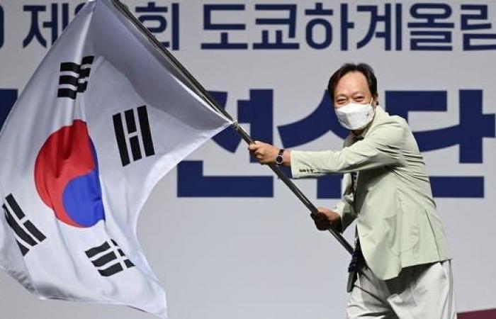 """أزمة بين سيول وطوكيو بسبب """"انشغال"""" اليابان ولافتات """"أولمبية"""""""