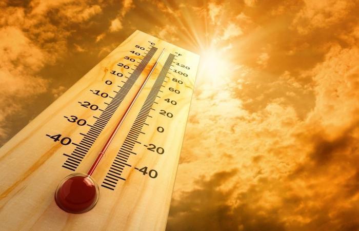 الحرارة فوق معدلاتها الموسمية… والذروة الاثنين!