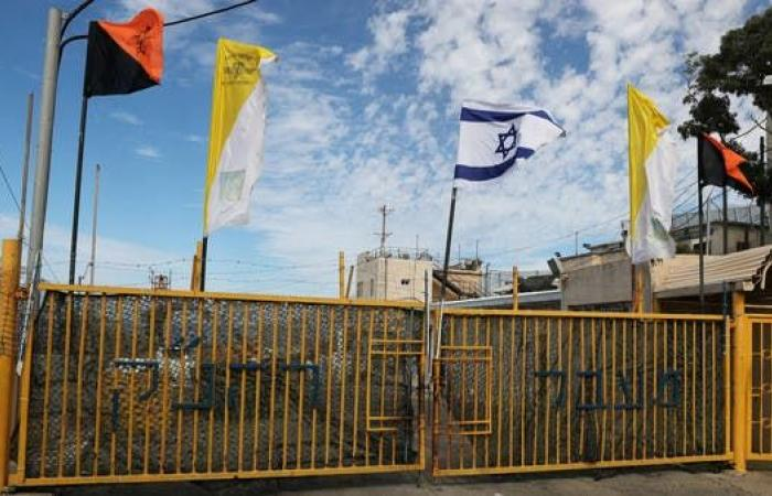 الجيش الإسرائيلي: إطلاق صاروخين من لبنان على إسرائيل