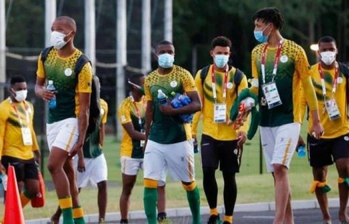 صحة اللاعبين تثير قلق مدرب جنوب إفريقيا قبل لقاء اليابان