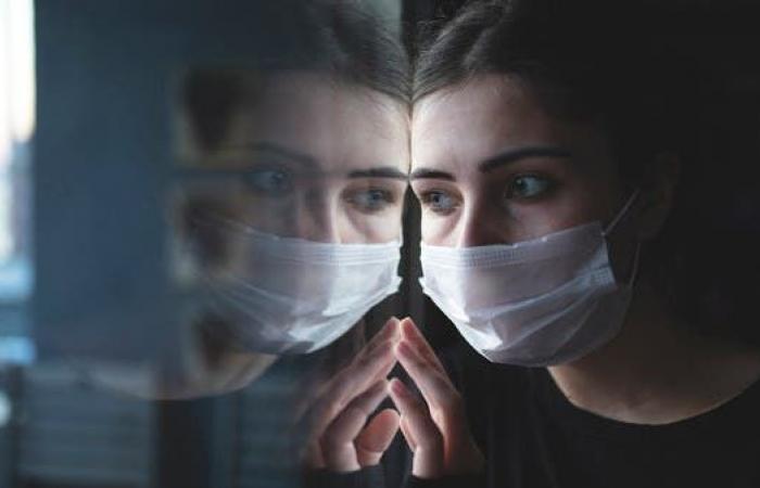 المصابون بأمراض نفسية أكثر عرضة لالتقاط أشكال خطرة من كورونا