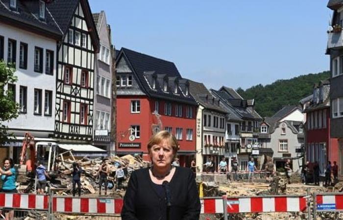 بعد الفيضانات المدمرة.. ألمانيا ترصد المليارات لإعادة الإعمار