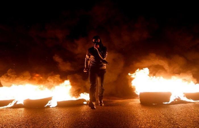 """لبنان ينزلق إلى """"الحالة الفنزويلية"""""""