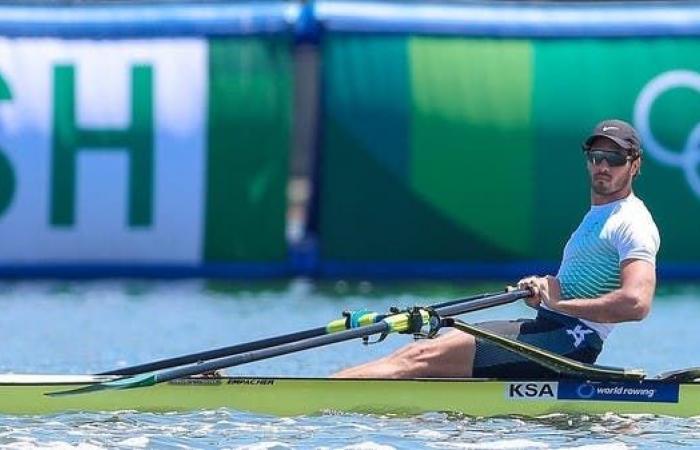 """""""الأولمبية السعودية"""" تختار حسين والدباغ لرفع علم السعودية في الافتتاح"""