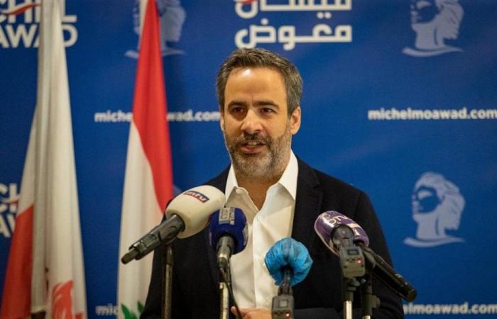 معوض: أبطال الرياضة رافعين اسم لبنان بالألعاب الأولمبية