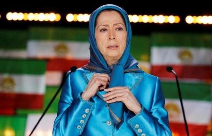 رجوي تدعو لإحالة انتهاكات إيران ضد الاحتجاجات لمجلس الأمن