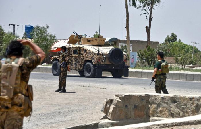 البنتاغون: مهمة القوات الأفغانية هي إبطاء قوة زخم طالبان