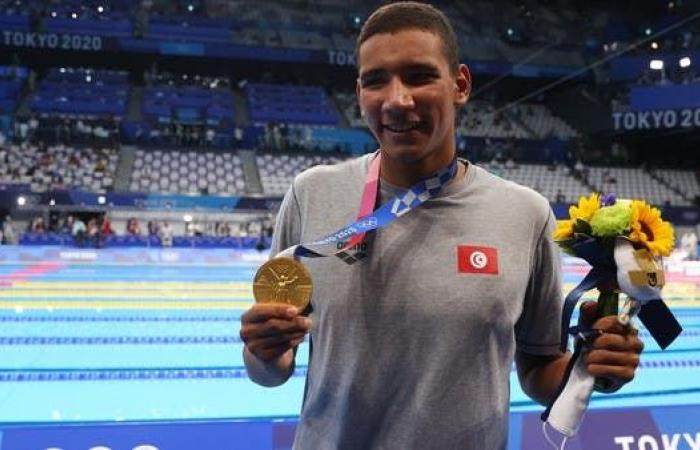 التونسي الحفناوي يحرز ذهبية سباق 400 متر حرة للسباحة
