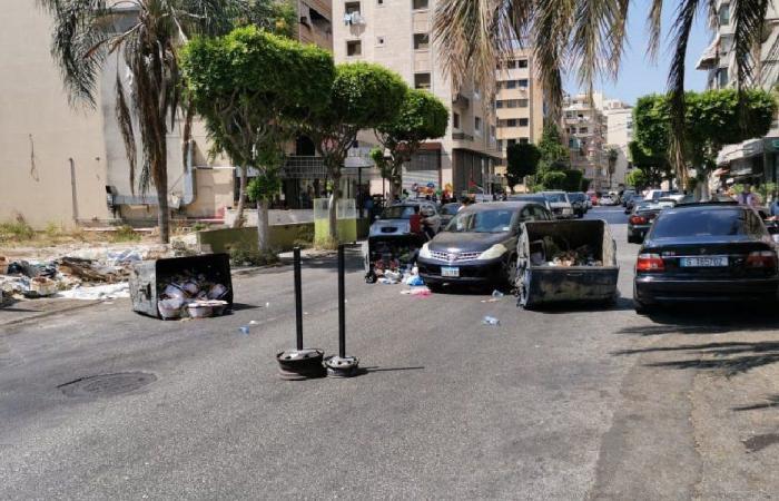 أزمة المازوت تُشعل صيدا: إقفال الأتوستراد بالسيارات