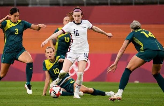 سيدات أميركا يرافقن السويديات إلى ربع نهائي كرة القدم