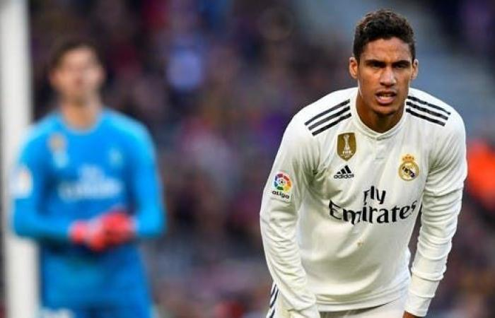 مانشستر يونايتد يتفق مع ريال مدريد على انتقال فاران