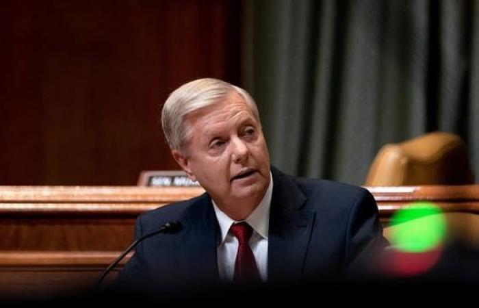 السيناتور غراهام يرحب بالضربات الأميركية ضد طالبان