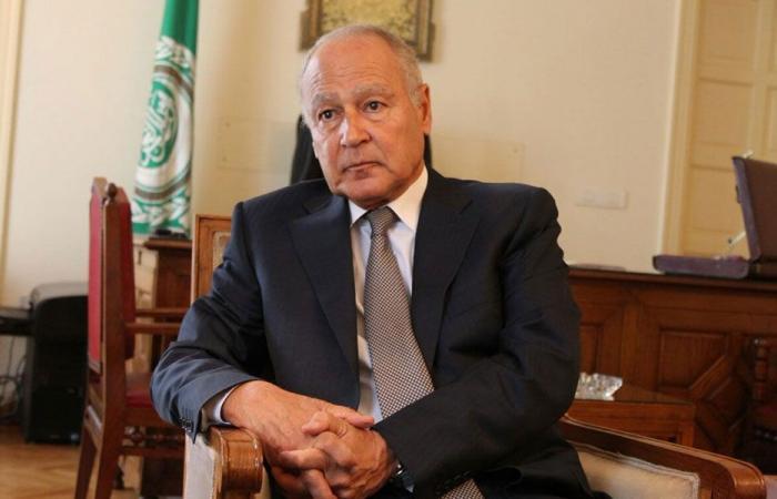 أبو الغيط: الجامعة العربية مستمرة في دعم لبنان
