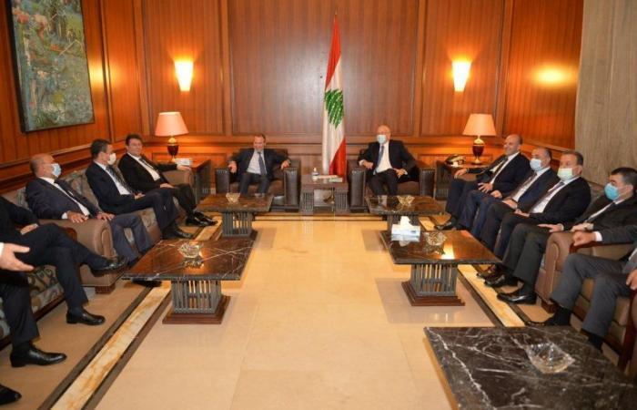"""""""لبنان القوي"""" والحكومة: كما مع الحريري… كذلك مع ميقاتي"""
