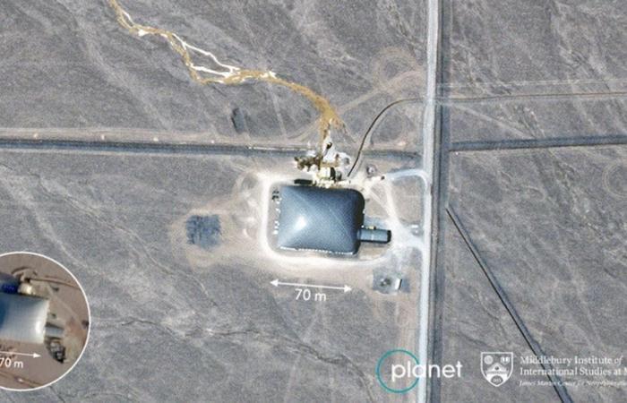 الصين تتحرك نووياً.. أقمار صناعية أميركية تكشف