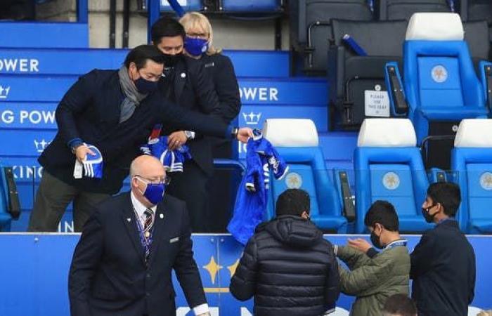 ليستر يكشف عن خططه لتوسيع ملعب النادي