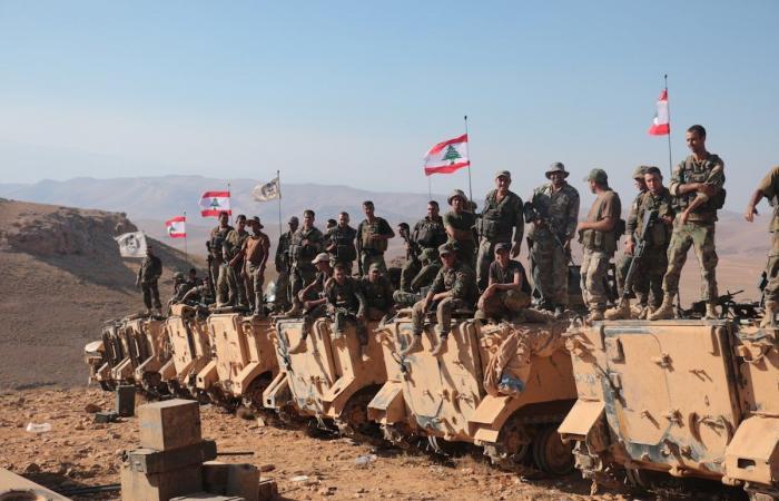 الرئيس المصري ينوّه بدور الجيش اللبناني
