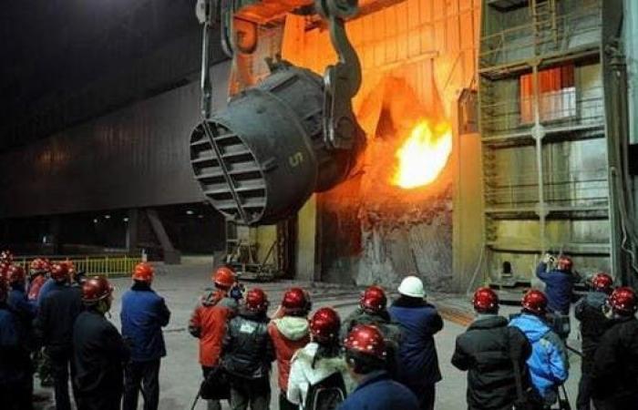الصين ترفع رسوم تصدير بعض منتجات الصلب مجددا
