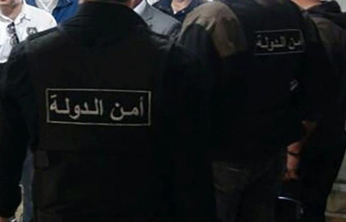 دورية من أمن الدولة ضبطت مخالفتين في الكورة