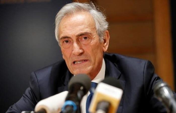 """الاتحاد الإيطالي يدعو الحكومة لـ """"إنقاذ"""" كرة القدم"""