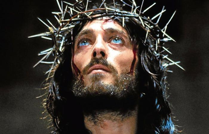 بالصورة- وجه المسيح على رمال شكا