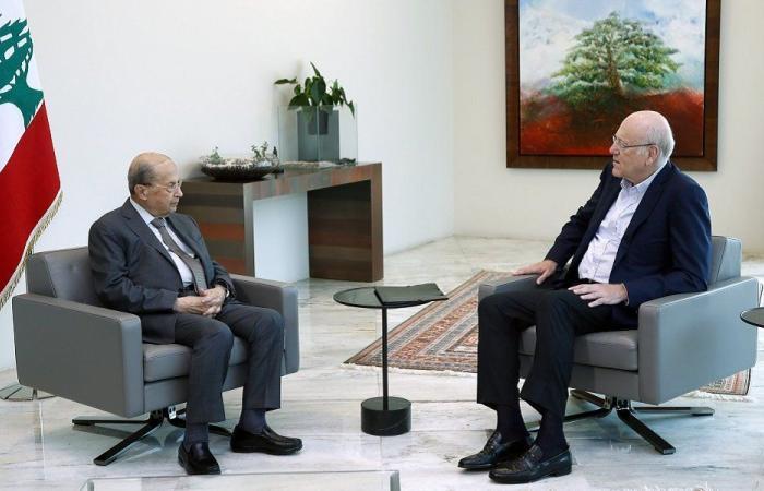 ميقاتي يستنفر لإنقاذ لبنان… وعون لتعويم باسيل