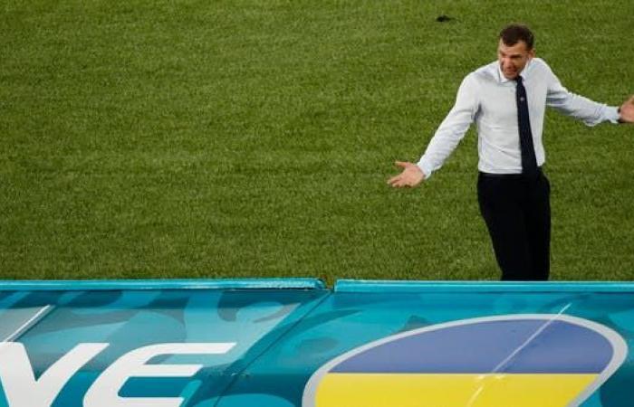 شيفشينكو يعلن رحيله عن تدريب المنتخب الأوكراني