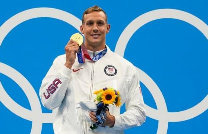 بعد الفوز بخمس ميداليات ذهبية.. دريسل: لا أريد أن تتغير حياتي