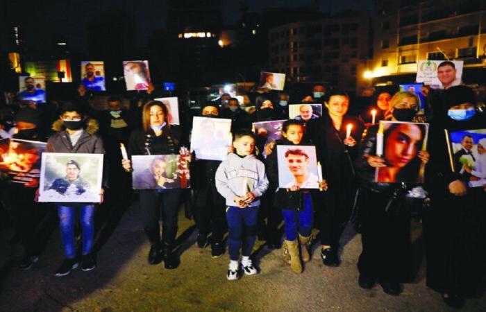 ساعة بيروت لم تغادر غروب 4 أغسطس 2020 وعنْبره الملعون
