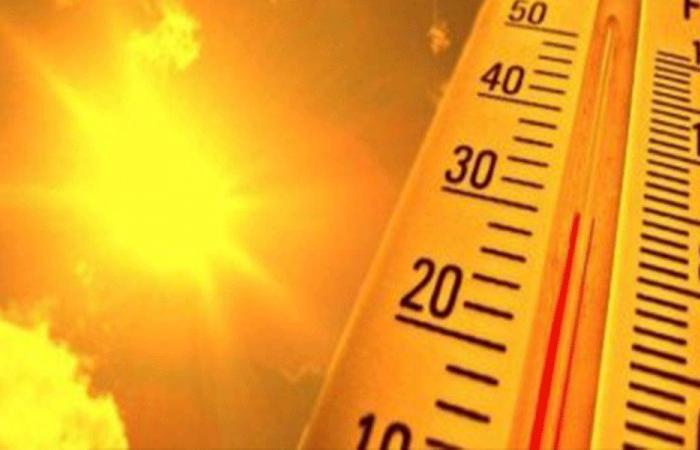 الحرارة إلى مزيد من الارتفاع!