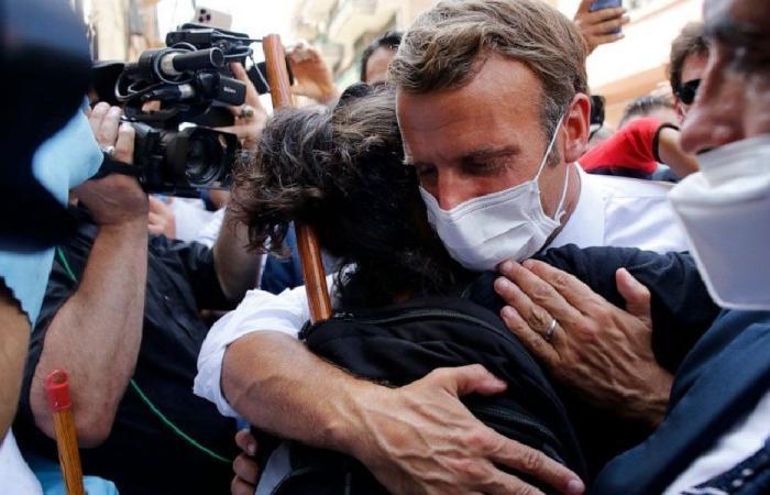 ماكرون في ذكرى 4 آب: يمكنكم الاعتماد على فرنسا