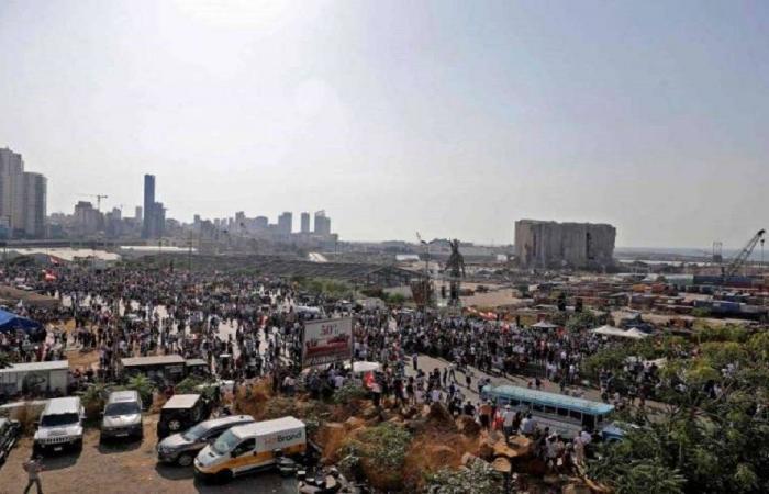 """بيروت الغاضبة في """"الأربعاء الكبير""""… صوتٌ واحد من أجل العدالة"""