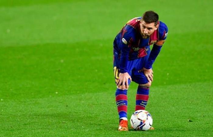 لابورتا في صدمة.. ميسي يرفض الاستمرار مع برشلونة