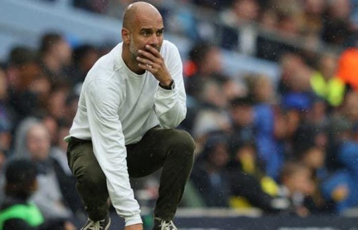 غوارديولا يعلن موعد رحيله عن مانشستر سيتي