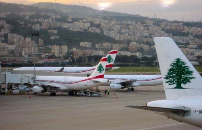 اللبنانيون يودعون أبناءهم في المطار ويرجونهم عدم العودة