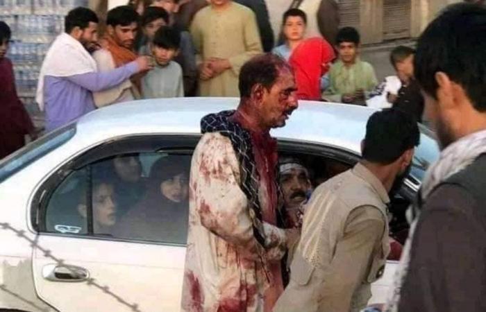 داعش يكشف عن اسم انتحاري مطار كابل.. وينشر صورته
