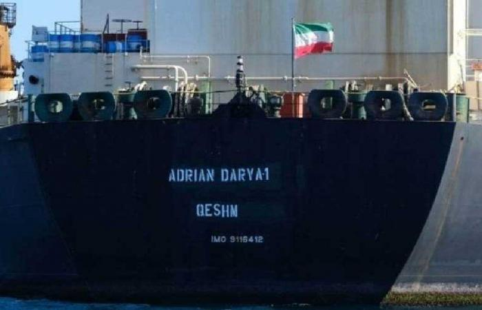 تأجيل مغادرة سفينة النفط الايرانية الثانية المتجهة إلى لبنان!