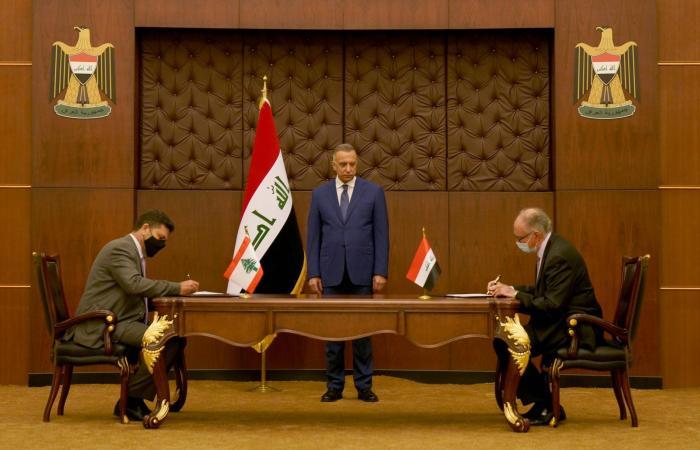 النفط العراقي إلى لبنان خلال أسبوعين؟