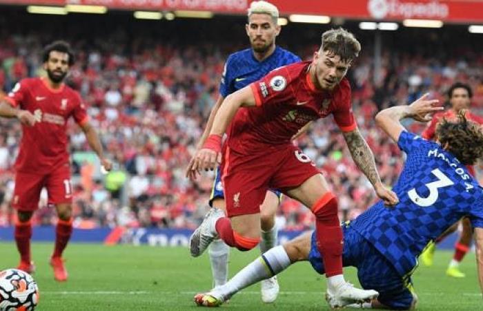 تشيلسي يتماسك ويكسب نقطة ثمينة أمام ليفربول