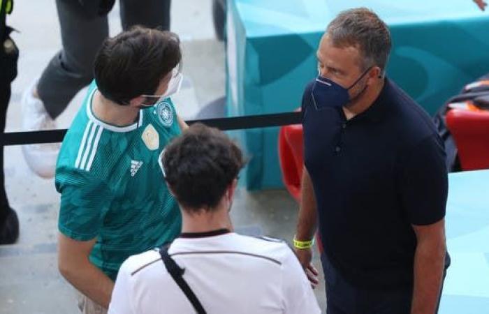 فليك يتطلع إلى تحقيق بداية مثالية مع منتخب ألمانيا