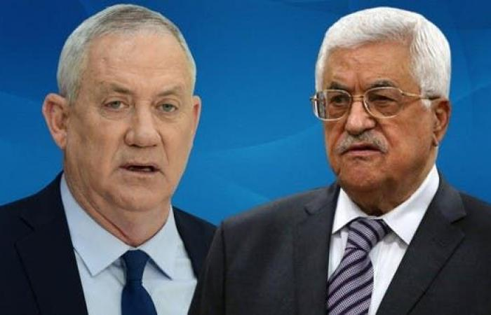 الرئيس الفلسطيني يلتقي وزير دفاع إسرائيل في رام الله