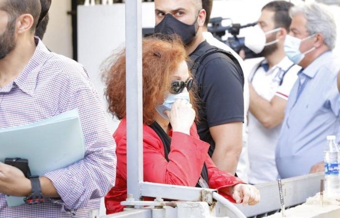 غادة عون تشنّ غارة قاضية على القضاء