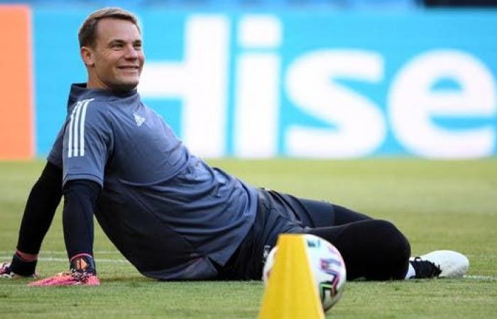 نوير يغيب عن تدريبات منتخب ألمانيا مجدداً