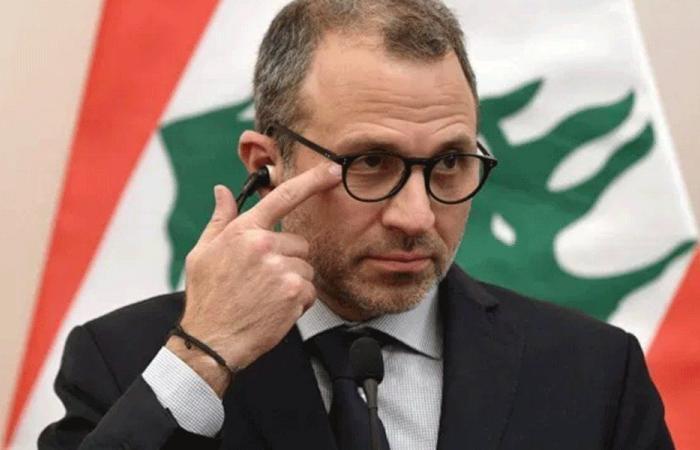 باسيل: نحن جيل عون الذي حرر لبنان من الفساد