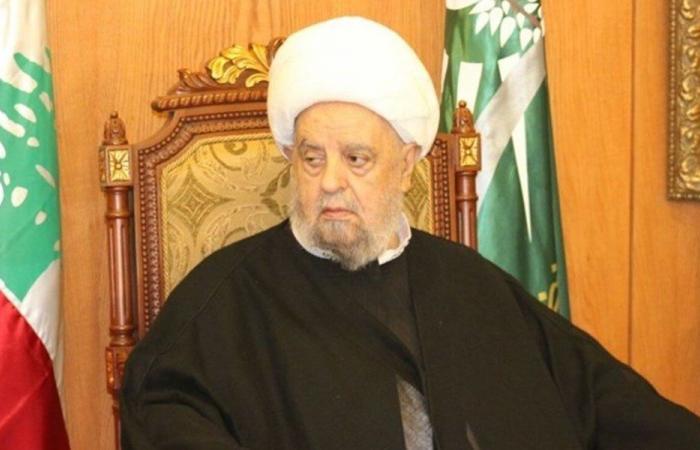 وفاة الشيخ عبد الأمير قبلان… وبري أول المعزين (صورة)