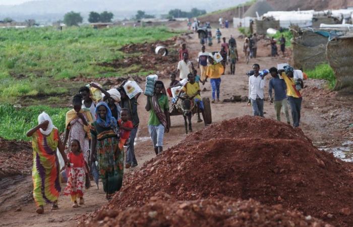 سر الجثث التي طفت في السودان.. قيدت وعذبت ورميت بالنهر