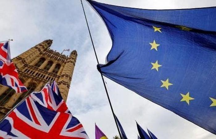 """بريطانيا و""""الأوروبي"""".. جهود متبادلة لتفادي حرب تجارية شاملة"""