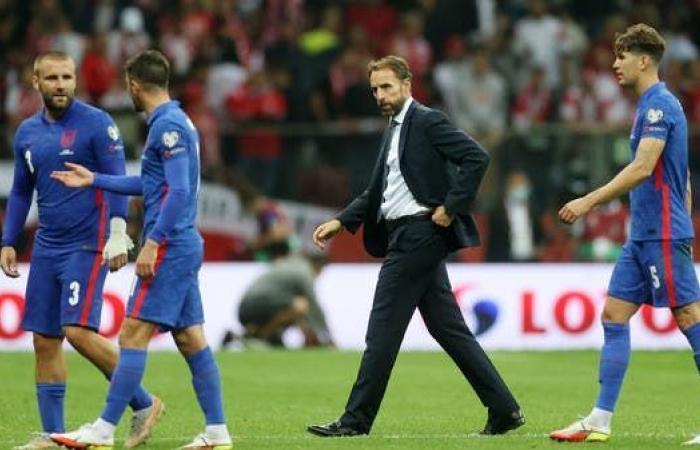 ساوثغيت يسعى إلى تطوير المنتخب لبلوغ كأس العالم