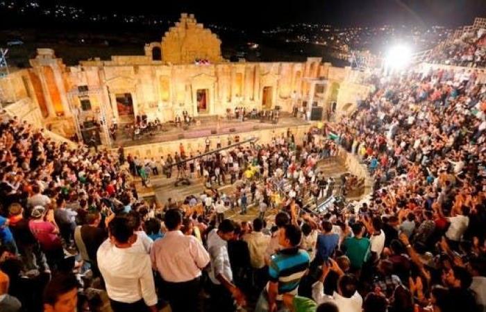 مهرجان جرش يعود وماجدة الرومي والوسوف أبرز الحضور